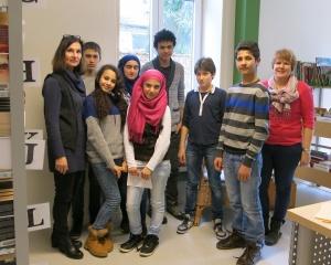Besuch Realschüler 2015 1